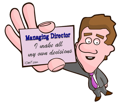 Managing Director - Start a Small Business
