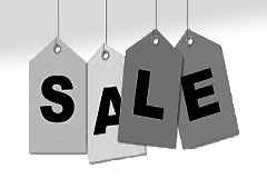 Sale Tags - Business Advertising Ideas