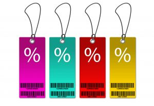 Retail Business Sales Tags