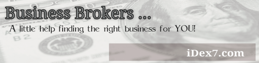 iDex7 - Small Business Brokers