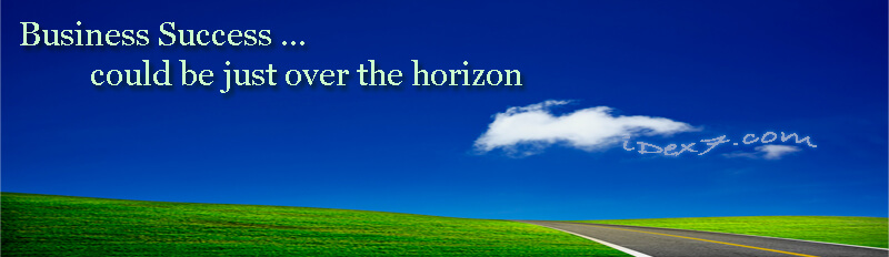 Online business success is just over the horizon