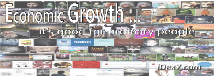 Economic Growth - Good for ordinary-people