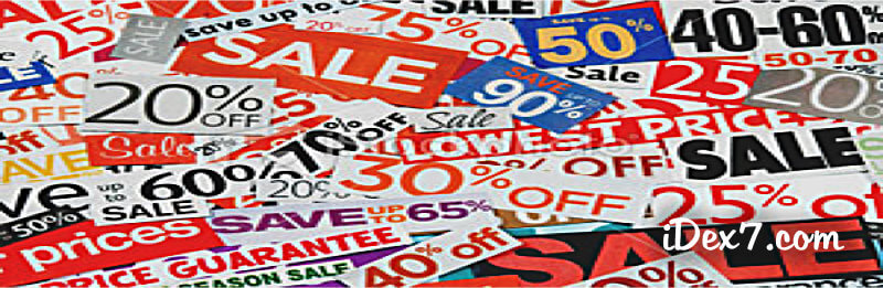 E-tailing or Retailing Sales