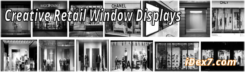 Using Creative Window Displays - hdr
