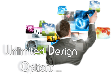 Unlimited Website Design Options