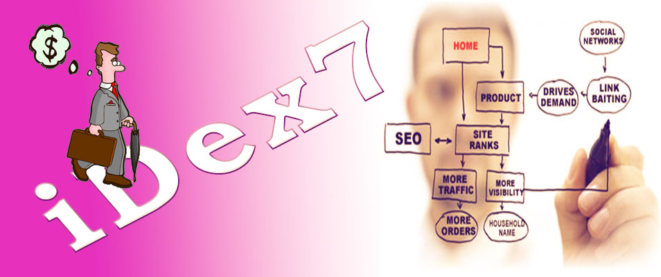 iDex7 SEO techniques for business websites